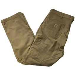 Carhartt Rugged Flex Rigby Mens Measured 40x32 Relaxed Fit K
