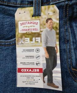 Signature by Levi Strauss & Co. Gold Label Men's Relaxed Fit