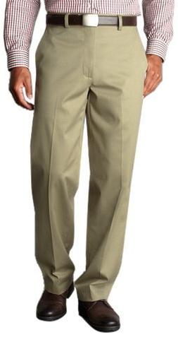 Dockers Men's Signature Khaki D4 Relaxed Fit Flat Front Pant