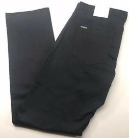 slim fit pants tornado dark grey color