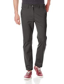 Levi's Men's Straight Chino Pant, Graphite/Stretch Twill, 36