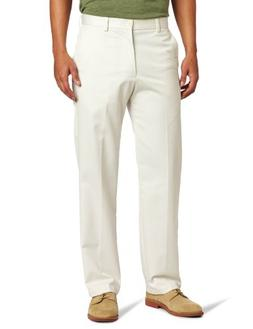 IZOD Men's American Chino Flat Front Straight-Fit Pant, Pumi