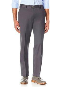 GOODTHREADS Straight-fit Wrinkle-Free Dress Chino Pants Mens