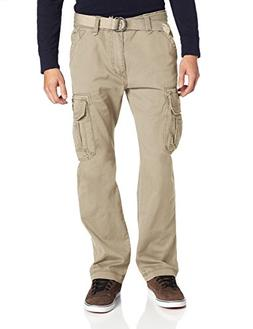 UNIONBAY Men_s Survivor Iv Relaxed Fit Cargo Pant - Reg and