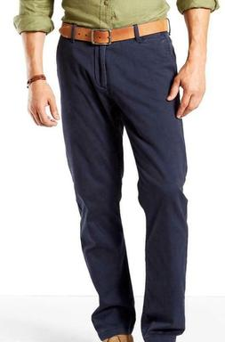 DOCKERS The Broken In - Washed Khaki Athletic Fit Mens Pants