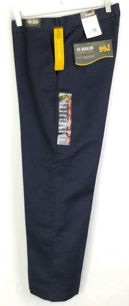 Lee Total Freedom Mens 34x30 Pants Relaxed Fit Flex2Fit No I