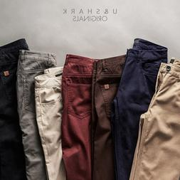 U&SHARK 2018 Spring Summer Casual <font><b>Pants</b></font>