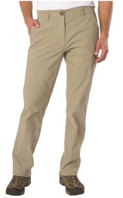 UNION BAY UB Tech Mens Travel Pants Classic Fit Comfort Wais